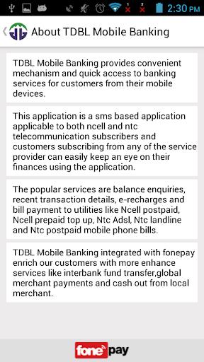 【免費財經App】TDBL Mobile Banking-APP點子