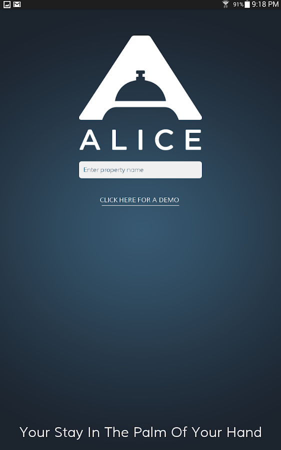 ALICE Guest- screenshot