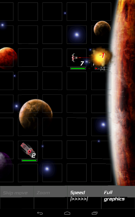 Space STG II - screenshot