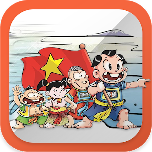 Than Dong Dat Viet Comic 漫畫 App LOGO-APP試玩