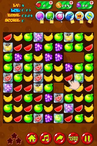 Yummy Fruits Match