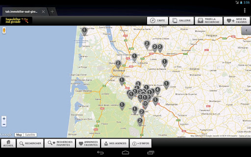 Immobilier Sud Gironde HD