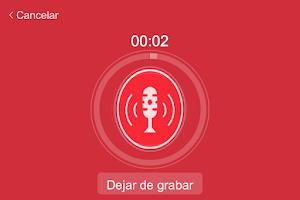 Screenshot of Radio de Mañana