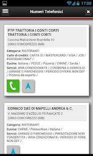 Numeri Telefonici - screenshot thumbnail