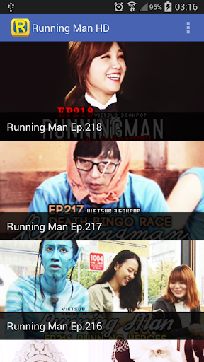 Running Man TV - Watch HD