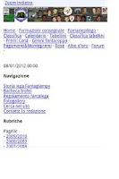Screenshot of Mobile site generator+