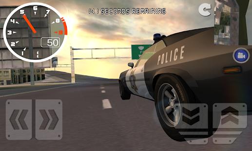 Police-Car-Street-Driving-Sim 23