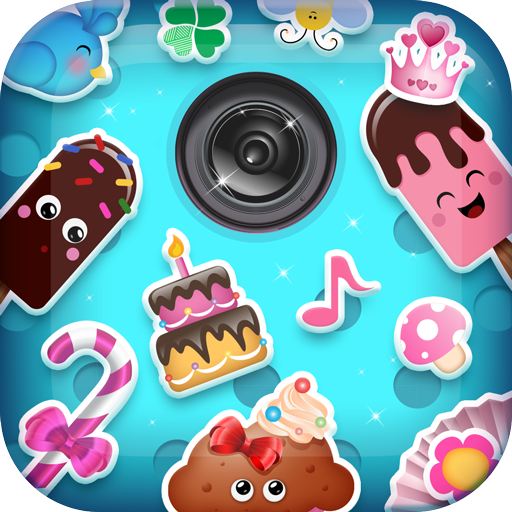 Cute Photo Editor - Stickers