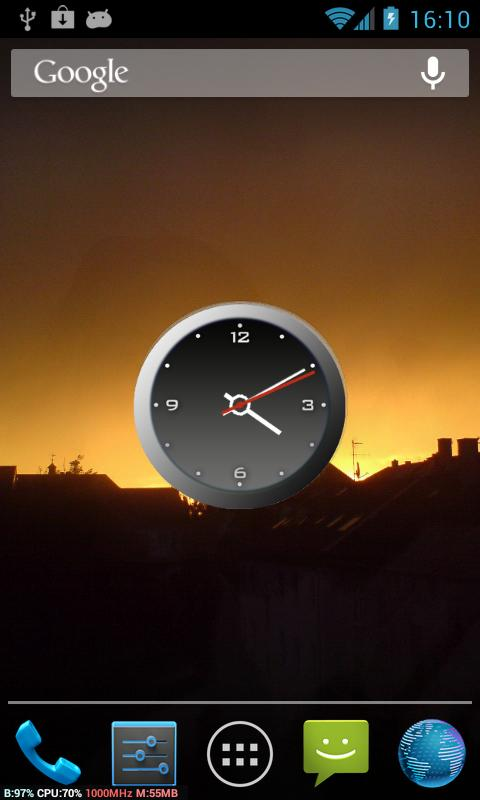 Ticking Clock- screenshot