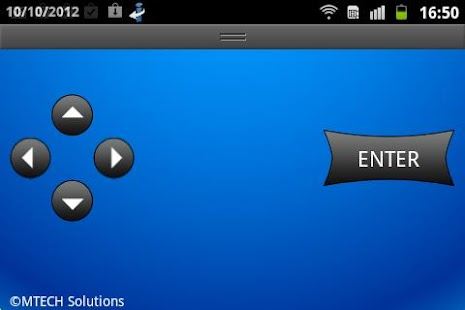 Smart TV Gamepad - screenshot thumbnail