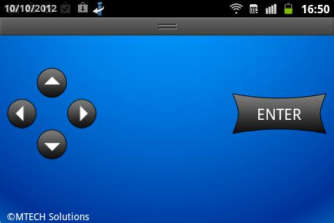 Smart TV Gamepad- screenshot
