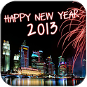 2013 Happy new year icon