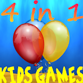 Kids games pack