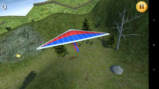 Paraglider Flight 3D