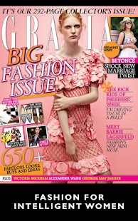 Grazia Magazine - náhled