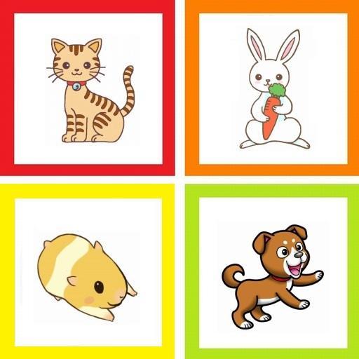母雞寶貝〜寵物聊天 紙牌 App LOGO-APP開箱王
