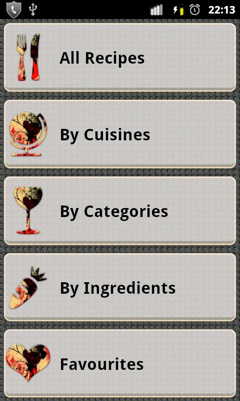 My Chef Offline - Easy Recipes - screenshot