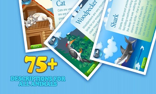 Kids Animals Lite - screenshot thumbnail