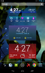 Colourform (HD Widgets Theme) - screenshot thumbnail