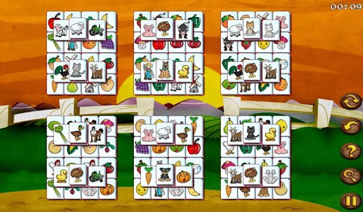 Barnyard Mahjong HD Free- screenshot thumbnail
