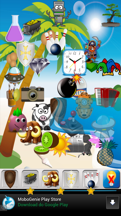 Find Hiden Objects 2 - screenshot