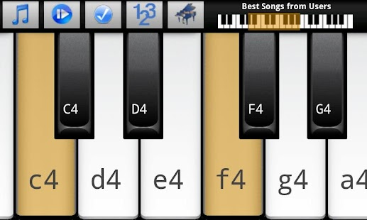 Piano Scales & Jam Free - screenshot thumbnail