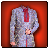 Sherwani Suit Photo Maker