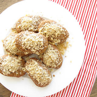 Melomakarouna- The Greek Christmas Cookie.