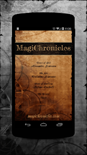 MagiChronicles - Epic GameBook