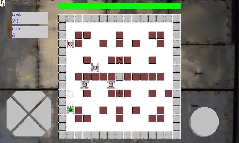 Most Addictive Tank Maze Game2 - screenshot