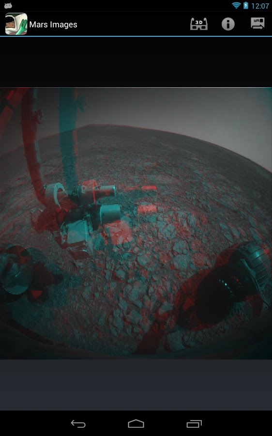 Mars Images - screenshot