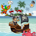 Piraten Puzzle spiel Kinder ! icon