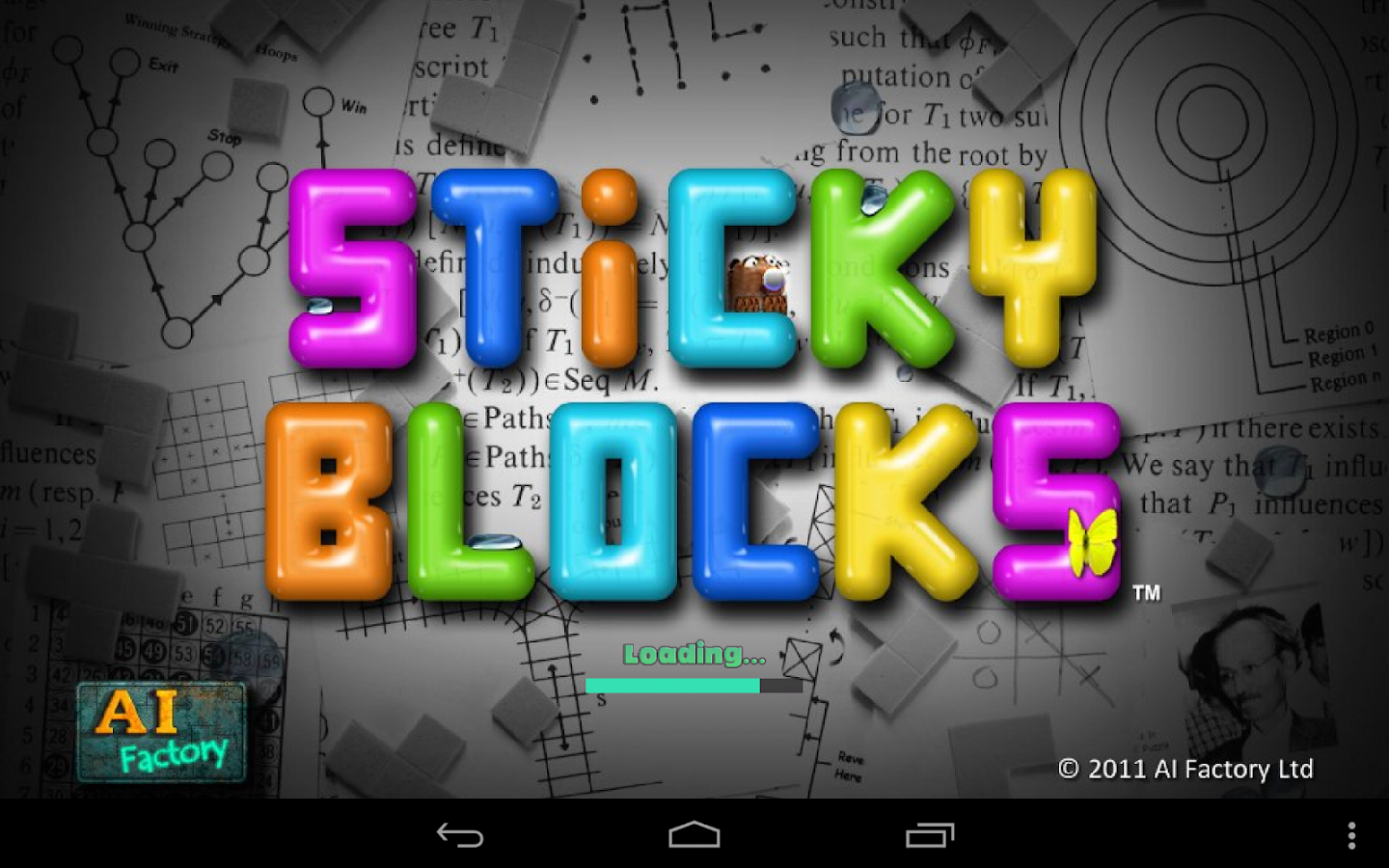 Sticky Blocks Free - screenshot