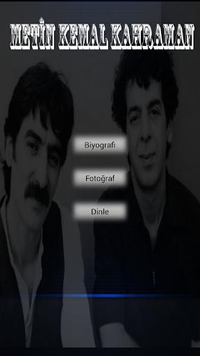 Metin Kemal Kahraman