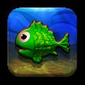 PowFish logo