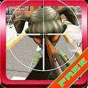 Cartoon zombie 3D Shooter