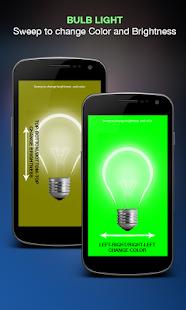 Crazy Flashlight LED Brightest - náhled