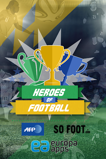 Heroes of Football - Cup Quizz