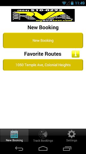 myRVAtaxi Cab Service