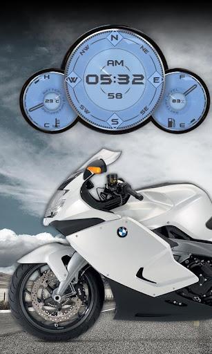BMW K1300S Moto Wallpapers LWP