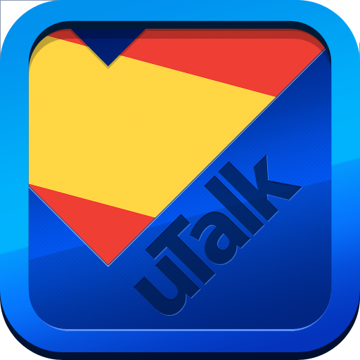 uTalk スペイン語 旅遊 App LOGO-APP開箱王