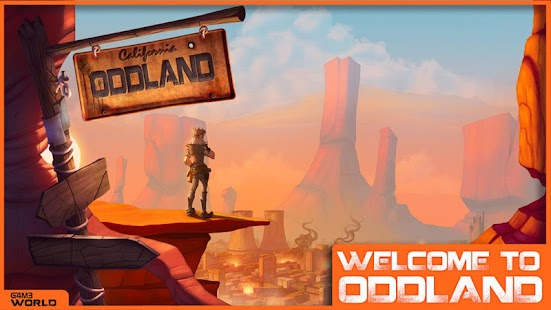 Oddland- screenshot thumbnail