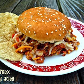 Tex-Mex Sloppy Joes Recipe