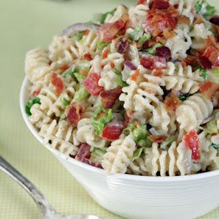 Ranch BLT Pasta Salad.