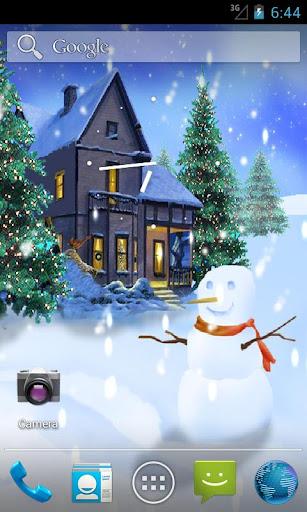 Christmas Days Live Wallpaper