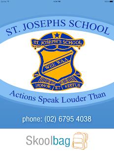 St Joseph's Wee Waa - Skoolbag - screenshot thumbnail
