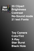 Screenshot of PRO Paint Camera