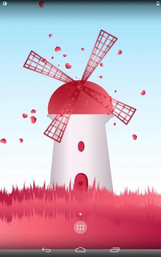 Love windmill