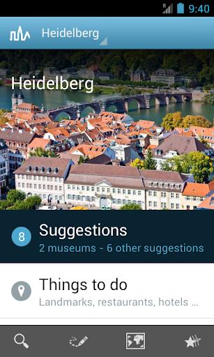 Heidelberg Guide by Triposo