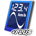 GPS Speed Graph PLUS logo